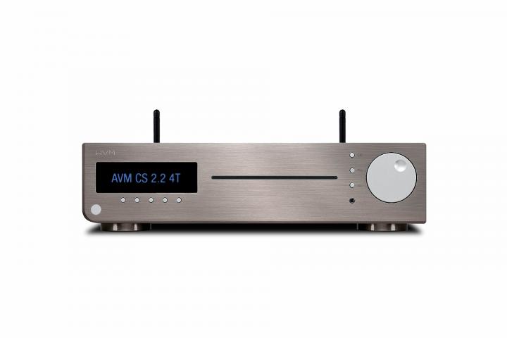 AVM CS 2.2 4T