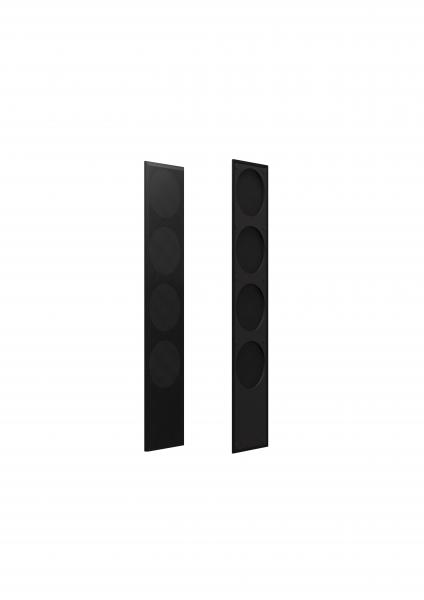 KEF Q550 Schwarze Frontblende